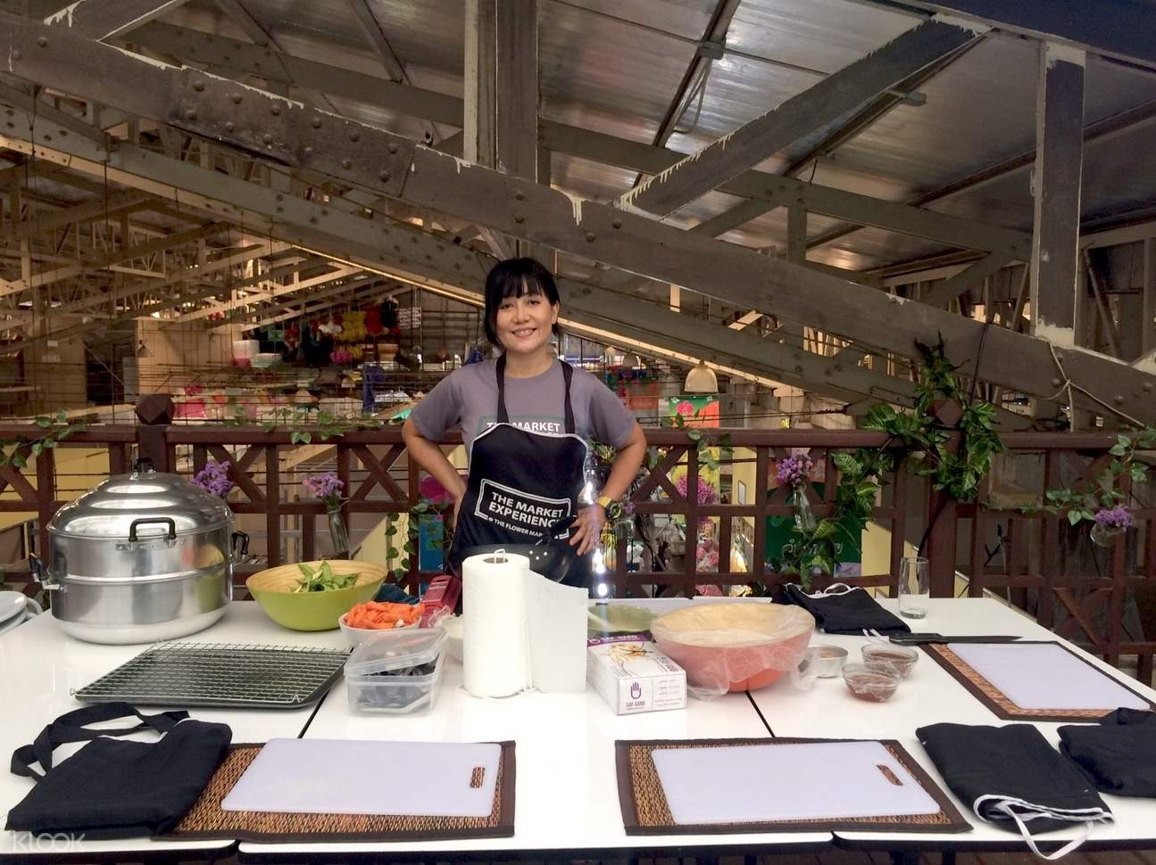 [The Market Experience] 泰式烹饪课